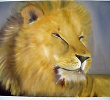 king of the jungle by christine7