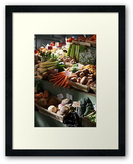 veg by Kirsty  MacDonald
