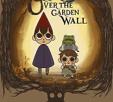 Over The Garden Wall by xerxxys