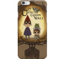 Over The Garden Wall iPhone Case/Skin