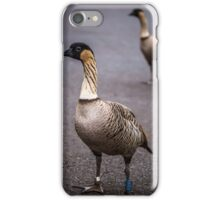 Hawaiian Nene Geese iPhone Case/Skin