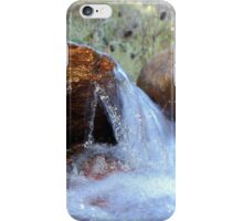 """Mini Falls"" of the ""Groot Rivier""  iPhone Case/Skin"