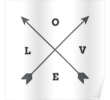 Love Arrows Poster
