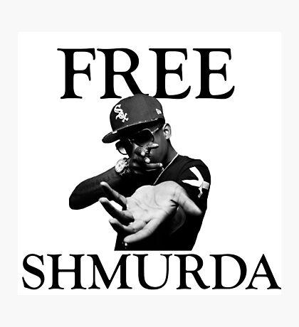 Free Shmurda Photographic Print