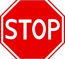 Stop Sign by mlets
