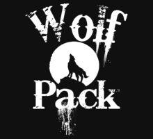 Wolf Pack  Kids Tee