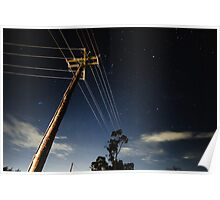Skyward | Eastern Australian Skies Poster