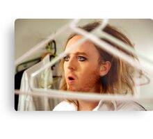 Tim Minchin - Backstage Metal Print