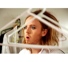 Tim Minchin - Backstage Photographic Print