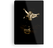 Tim Minchin - Blow Drying Metal Print