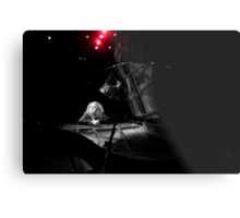 Tim Minchin - Black & Whites Metal Print