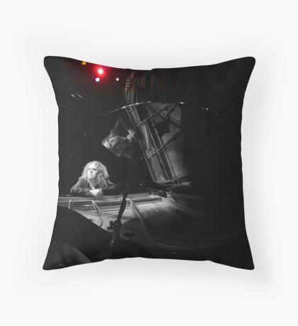 Tim Minchin - Black & Whites Throw Pillow