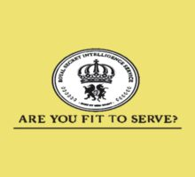 ARE YOU FIT TO SERVE? Kids Clothes
