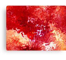 ..MAKES MY BLOOD BOIL!... Canvas Print