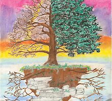 THE SEPARATION FROM THE TREE by JOSEPH WILLIAMS