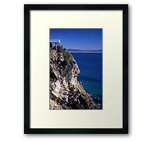 Bennett Head Lookout, Forster, Australia 2000 Framed Print