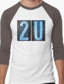 2U Men's Baseball ¾ T-Shirt