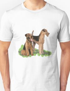 Airedale Terriers T-Shirt