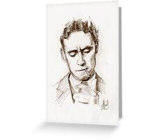 Fitzgerald Greeting Card