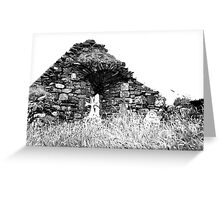 Last place to rest  Greeting Card