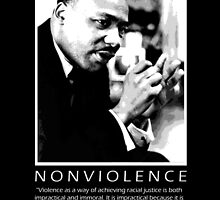 Martin Luther King, Jr. - Nonviolence by Ryan Houston