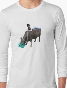 Hi Ho Silver. Long Sleeve T-Shirt