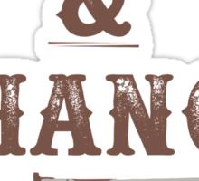 Stuff & Thangs Sticker