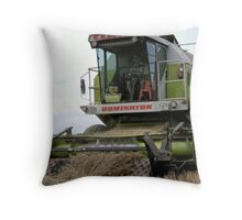 Dominator! Throw Pillow