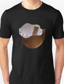 Eggshell Ashtray Unisex T-Shirt