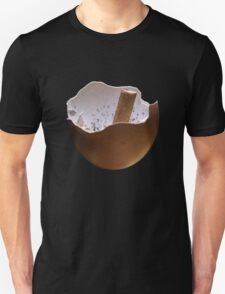 Eggshell Ashtray T-Shirt