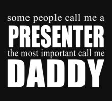 Some People Presenter T-shirt by musthavetshirts