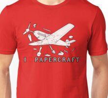 i love papercraft Unisex T-Shirt