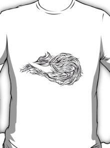 Abstract bird T-Shirt