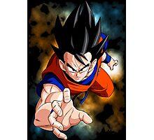 Goku - Dragon Ball Z Photographic Print
