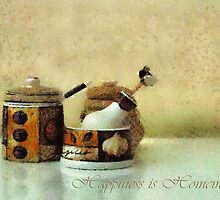 Happiness is Homemade... by Qnita