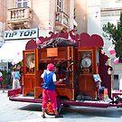 Street Organ by Tom Gomez