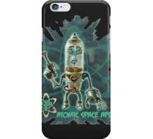 Atomic Space Ape iPhone Case/Skin