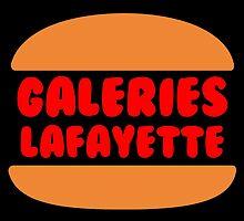 Galeries Lafayette Singapore - Black by workingclass
