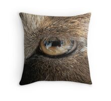 Eye Goat You Throw Pillow