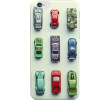 Toy Car Collection iPhone Case/Skin
