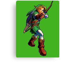 Zelda Arrow ! Canvas Print