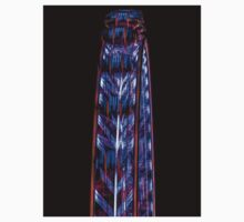 London Eye Abstract Kids Tee