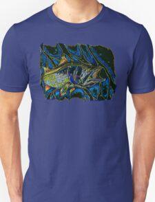 Abstract Snook T-Shirt