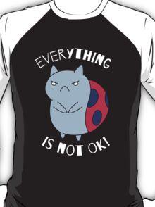 Grumpy Catbug T-Shirt