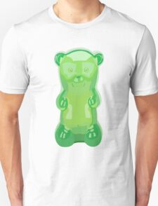 Gummy bear green grape flavor T-Shirt