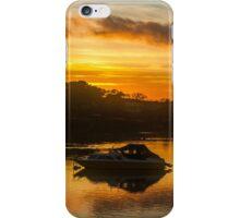 Sunset River Scenic iPhone Case/Skin