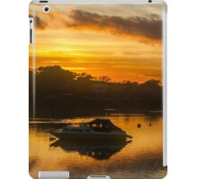 Sunset River Scenic iPad Case/Skin