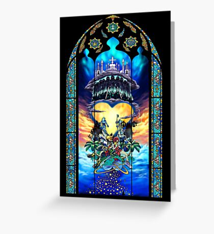Kingdom Hearts - What else? Greeting Card