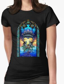 Kingdom Hearts - What else? Womens Fitted T-Shirt