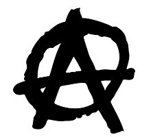 Anarchy Photographic Print